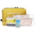 Children's Standard PPE Kit in Yellow Pouch